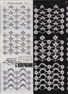 irish crochet pattern Mehr