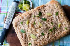 Tahini Coated Sourdough Focaccia.  Follow this recipe step by step and taste the fluffiest focaccia you have ever tried!!!!