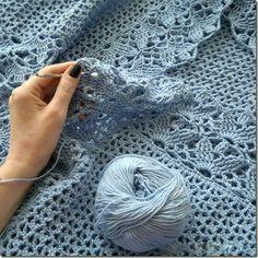 Ideas baby crochet blanket diagram for 2019 Crochet Borders, Crochet Diagram, Crochet Afghans, Crochet Blanket Patterns, Crochet Stitches, Free Crochet, Baby Afghans, Crochet Blankets, Crochet Baby Blanket Beginner
