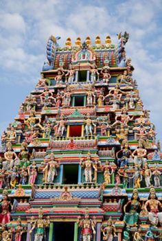 Hindu Temple ..Singapore Travel Guide | What To Do & Where To Stay in Singapore
