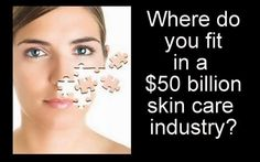 Financial Freedom... Dreams await you!: Do You want a piece of a 50 Billion Dollar skin care industry???