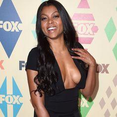 Black Celebrities, Beautiful Celebrities, Celebs, Taraji P Henson, Vintage Black Glamour, African Beauty, Party Looks, Woman Crush, Beautiful Black Women