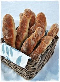 Baguette, Bread Recipes, Baking, Goa, Bakken, Bakery Recipes, Backen, Sweets
