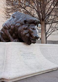 National Law Enforcement Memorial Washington DC