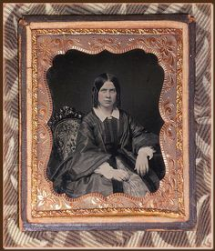 6th Plate Ambrotype 1865