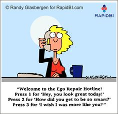 Business Cartoons, You Dont Say, Evil People, Days Like This, Free Cartoons, Narcissistic Abuse, Humor, Stress Management, I Laughed