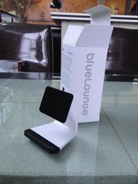 Now there is a beautiful  and functional stand for your smartphone