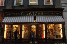 Egy sármos bevásárlóutca, melyen nem fog az idő vasfoga - Bécsi fekete
