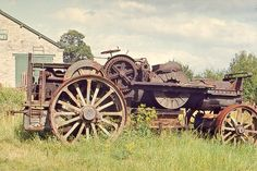 Fowler Ploughing engine | Flickr - Photo Sharing! Bomford and Evershed