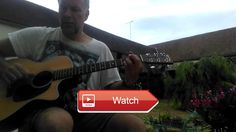 Blackbird The Beatles cover Andy Gorno  A beautiful Paul McCartney number played on acoustic Guitar