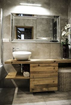 Alzholz Furniture – Alldeco Old wood Furniture The post Alzholz Furniture – Alldeco Old wood Furniture appeared first on Best Pins for Yours - Bathroom Decoration Wooden Bathroom Vanity, Bathroom Furniture, Wood Furniture, Small Bathroom, Bathroom Vanities, Furniture Ideas, Modern Furniture, Outdoor Furniture, Bad Inspiration