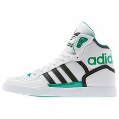 adidas Extaball Shoes #adidas #hightops #lovethese