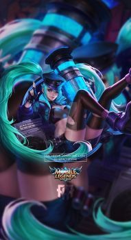 Wallpaper Phone Layla Green Flash by FachriFHR on DeviantArt Flash Wallpaper, Classic Wallpaper, Mobile Legend Wallpaper, Hero Wallpaper, Couple Wallpaper, Galaxy Wallpaper, Bruno Mobile Legends, Miya Mobile Legends, Lol Mobile