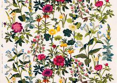gocken jobs design #gockenjobs #printandpattern #flowers