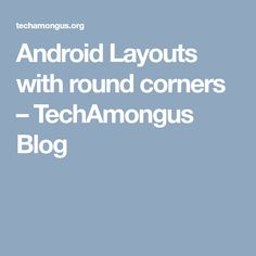 7 Best Android Tutorials images | Android tutorials, Android
