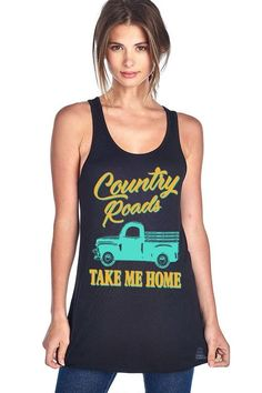 Country Home Accessories Shops - Country Roads Take Me Home W Pick Up Truck Hawaiian Home Decor, Hawaiian Homes, Take Me Home, Take My, Pick Up, Curtain Rod Holders, Kitchen Paper Towel, Gold Home Accessories, Truck Design