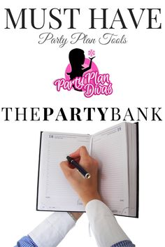 """A Party Bank is a place to keep a running list of people who have said they """"want to have a party after… blah blah blah."""" Here is a video to show you just exactly how it works:"""