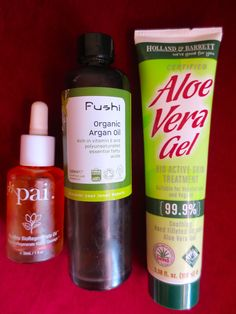 Blemish resistance army. My saviours for when skin is feeling stressed. Pai skincare, Fushi wellbeing and some aloe vera gel #beauty #skincare #blemishes #pai #fushi #aloevera #rosehipoil #arganoil