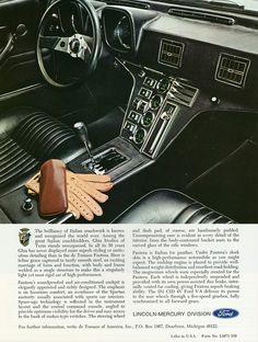1971 DeTomaso Panter