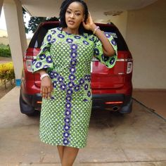 Exotic Ankara Fashion: Spice Up Your Look With These Stylish Ankara Styles - Wedding Digest Naija African Print Dresses, African Print Fashion, African Fashion Dresses, African Attire, African Wear, African Dress, Ankara Fashion, Ankara Short Gown, Ankara Gown Styles