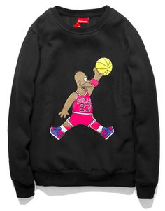 e816acb5c06 Air Homer Classics Crewneck – Get On Fleek Cool Sweaters