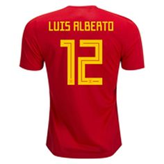 39651dd9734 2018 World Cup Jersey Spain Home Replica Red Shirt 2018 World Cup Jersey  Spain Home Replica Red Shirt