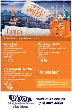 Europa - Promoção