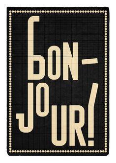 Items op Etsy die op Orange Large illustration print x Bonjour. (Special SPRING offer: Get a poster for free) lijken Lettering, Typography Design, Retro Typography, French Typography, Typography Poster, Funny Commercials, Funny Ads, Commercial Ads, Orange You Glad