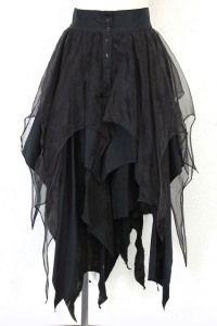 falda con capas  DIYrosa.com Facebook: fb.com/DIYrosa Twitter: @DIYrosa