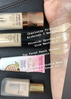 Charlotte Tilbury Airbrush Flawless Foundation: Review – Lavender Province
