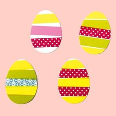 30 vorgestanzte Eier in Hühnereigröße