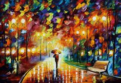 REINCARNATION - PALETTE KNIFE Oil Painting On Canvas By Leonid Afremov - http://afremov.com/REINCARNATION-PALETTE-KNIFE-Oil-Painting-On-Canvas-By-Leonid-Afremov-Size-30-x40.html?bid=1&partner=20921&utm_medium=/vpin&utm_campaign=v-ADD-YOUR&utm_source=s-vpin