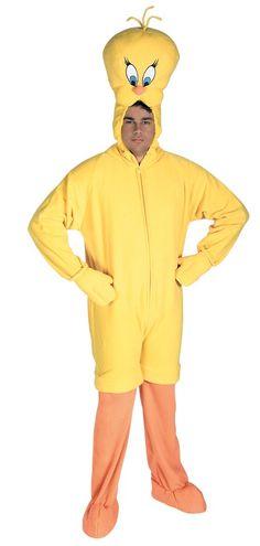 Looney Tunes Tweety Adult Costume