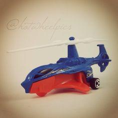 Sky Knife - 2015 Hot Wheels HW Off-Road: Sky Show #hotwheels | #diecast | #toys | #hwp2015ml