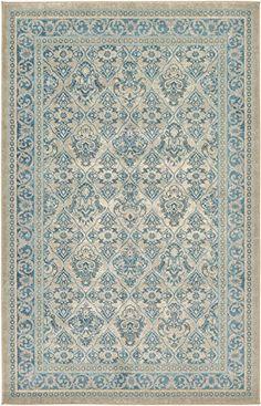 Luxury Vintage Persian Design Meshkabad Rug Beige 5' x 8'... https://smile.amazon.com/dp/B01N5M1SX8/ref=cm_sw_r_pi_dp_x_jiSVyb91GA7MJ