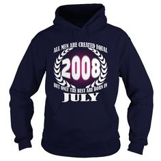07 July 2008 Year Born Month All Men Are Created Equal Shirts Tshirt Guys Tee Ladies Hoodie Shirt VNeck Shirt Sweat Shirt Youth Tee for Men and Family #2008 #tshirts #birthday #gift #ideas #Popular #Everything #Videos #Shop #Animals #pets #Architecture #Art #Cars #motorcycles #Celebrities #DIY #crafts #Design #Education #Entertainment #Food #drink #Gardening #Geek #Hair #beauty #Health #fitness #History #Holidays #events #Home decor #Humor #Illustrations #posters #Kids #parenting #Men…