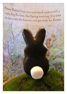 recipes, crafts & whimsies for spreading joy*: Marshmallow Cottontails on a Stick -- Sweet, Simple & Fun Easter Recipe