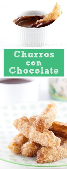 Light, crispy churro