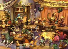 Guild Appreciation Day by *purplekecleon