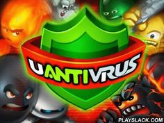 Ultimate U Antivirus  Android Game - playslack.com , erase all the microorganisms from the computer. Use different devices to fight malware. demolish the seductive computer microorganisms in this Android game. Do different work and get scores you can use to buy a collection of antivirus equipment. After you beat the game on simple, you'll be accessible to compete on average, and then on rigid. compete the tale method, time path or fast game. Create your own levels using an in-built editor.