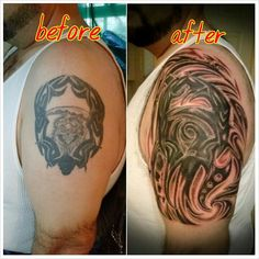 Tribal cover-up