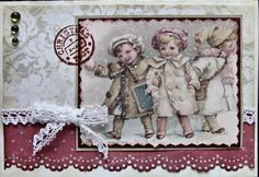Image detail for -Cards by Loes: Vintage Christmas Cards