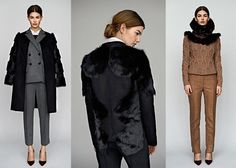 {NYFW Spring 2014: Five New Designers to Watch} - such great tailoring in this collection
