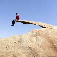 Potato Chip Rock (13 Best Photography Spots in San Diego) // localadventurer.com