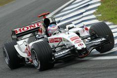 2005 BAR 007 - Honda (Jenson Button)