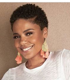 500 Cute Natural Hairstyles Ideas In 2020 Natural Hair Styles Curly Hair Styles Short Natural Hair Styles