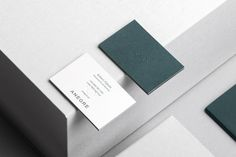Anegre Business Cards By Dmowski Co Inspiration For The Mind Of Brian