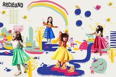 Kids Photoshoot Ideas - Kids Fashion Photoshoot (Kids Fashion Lookbook) by Arcilland Indonesia. www.arcilland.com