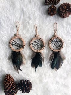 Modern Boho Dreamcatcher  Christmas Gift for by BastandBruin