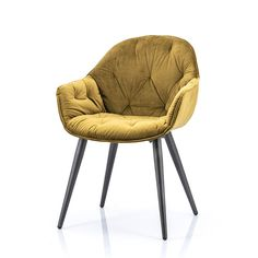 Velvet Armchair, Upholstered Arm Chair, Quality Furniture, Dining Chairs, House Design, Home Decor, Amazing Drawings, Products, Space